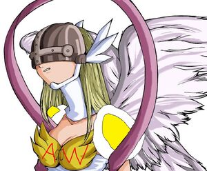 Angewomon hmm super