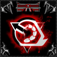 Brotherhood of nod helghast fusion logo by bioclonex-d63nb34