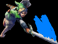 Link super slash
