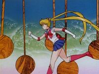 Sailor moon run