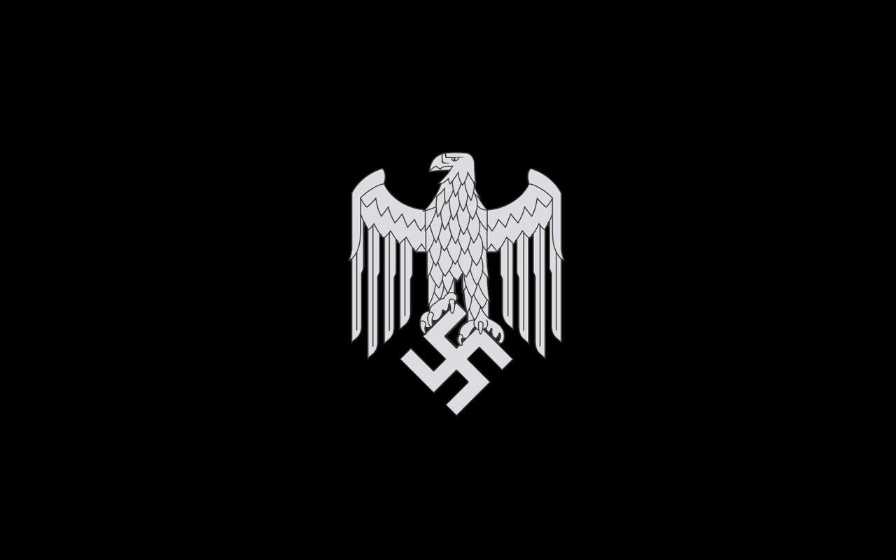 Image - Nazi-logo-blank-wallpaper-german-wallpaper ...