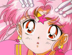 Sailor mini moon wondering eternal
