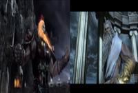 Ares vs Zeus