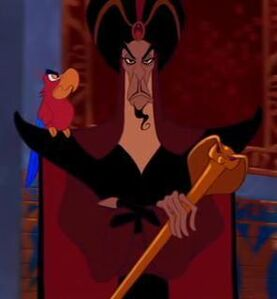Jafar and iago not impressed