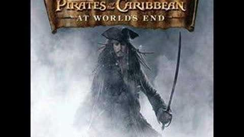 Pirates of the Caribbean - I see dead people in boats