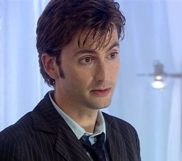 Tenth Doctor Leave that body and end it
