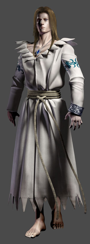 Marcus - Resident Evil 0