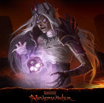Neverwinter valindra by arteche-d65zfjq