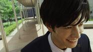 Kuroto Dan Evil Grin