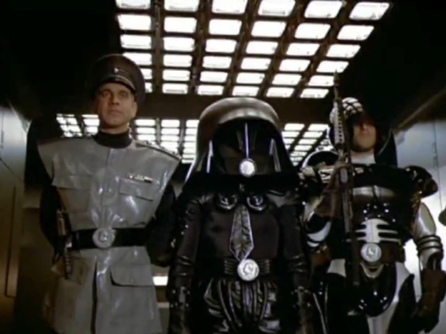 image rick moranis dark helmet and george wyner jpg legends of