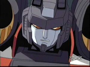 Starscream grrr