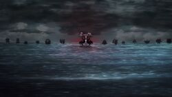 Anime episode 1 Abyssal Fleet Three