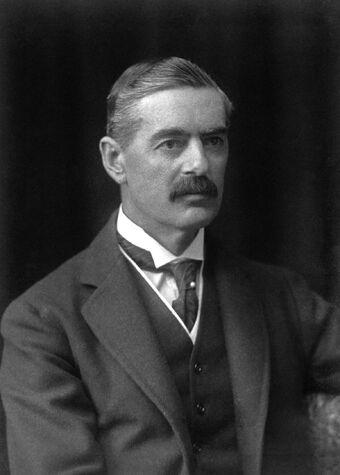 Neville chamberlain1921