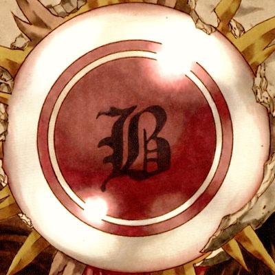B cover eye