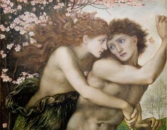 Edward Burne-Jones - Phyllis and Demophoon