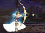 Zelda ready light arrow