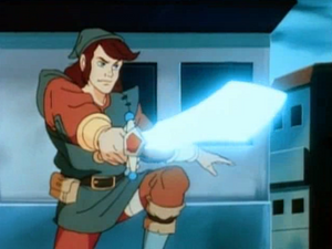 Link 2 (Captain N)
