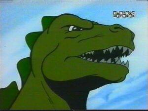 Godzilla oh