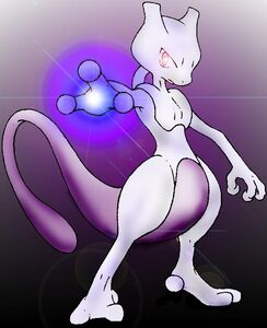 Mewtwo immobolize