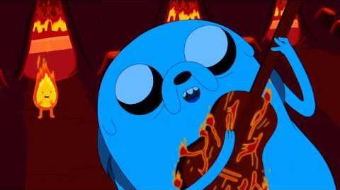 Adventure Time Incendium