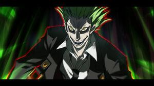 Yuuki Terumi or Hazama