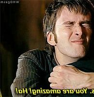 Doctor hug