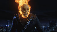 Ghost rider i've got you