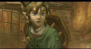 Link shocked