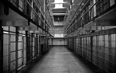 Alcatraz prison block cc img