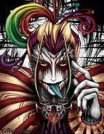 Kefka palazzo-final-fantasy-6-VI-game-character-fan-art-by blackorb00