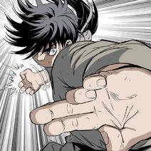 Shattering Thrust Palm1