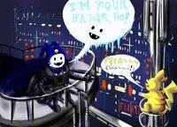 The Shocking Revelation Pikachu and Jack Frost
