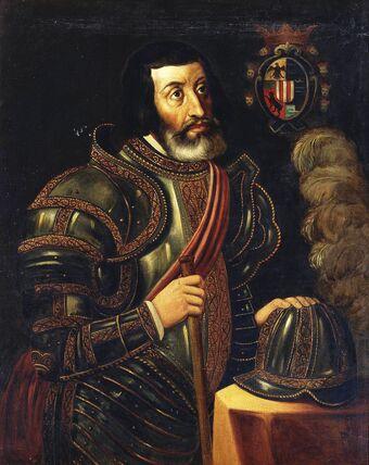 Hernán Cortés (Museo del Prado)