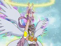 Angewomon saint air super