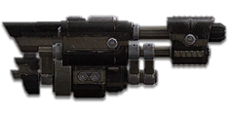 M3 Pounder HEG