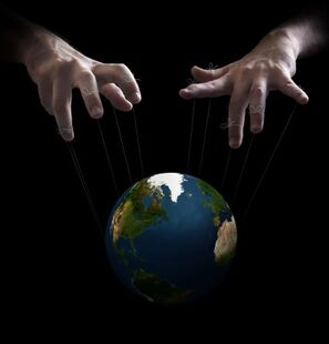 Who really controls world New World Order Illuminati