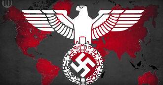 Nazi world domination