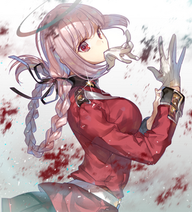Florence nightingale fate grand order and fate series drawn by chocoan 5e597fbc5a6dbbb65de80ad1ec63ef7b