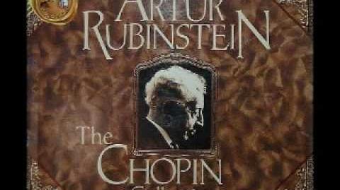 Arthur Rubinstein - Chopin Sonata No. 2 in B Flat Minor, Op 35 (III Marche funebre)