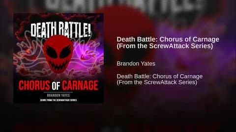 Death Battle Chorus of Carnage (From the ScrewAttack Series)