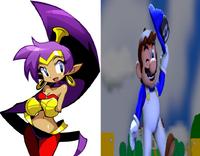 Shantae and SMG4