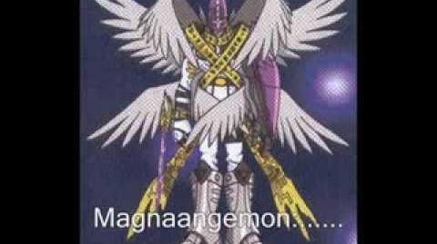 Episode 3: MagnaAngemon Visits! Megatron's Plan!