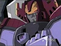 Galvatron won't give up