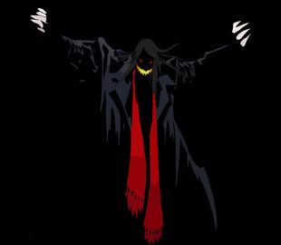 Evil shadow by zsquaresoff-d4mi934