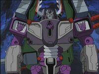Megatron not happy