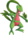 Grovyle (Pokemon Mystery Dungeon Explorers of Time, Darkness, and Sky)