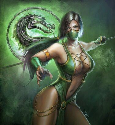 Jade Mortal Kombat 1 Hot Sexy Gamer Luiz Lucas Trajano de Menezes Portal do Ultra MK