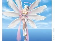 Angewomon in the sky