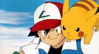 Ash and pikachu ready