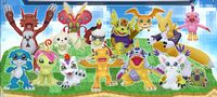 Digimon Friends and Heroes